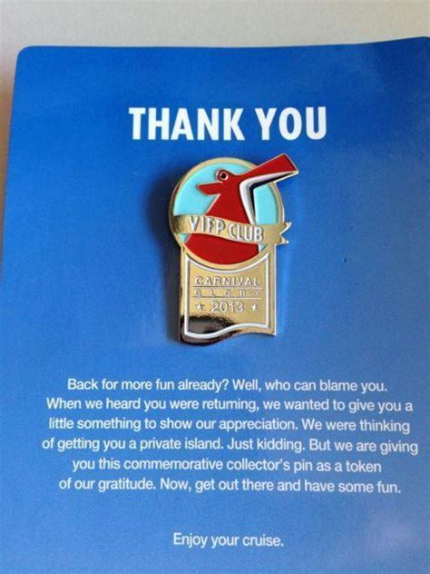 Buy Carnival Gift Card - carnival cruise lines glory ship pin vifp platinum diamond year 2013 ebay