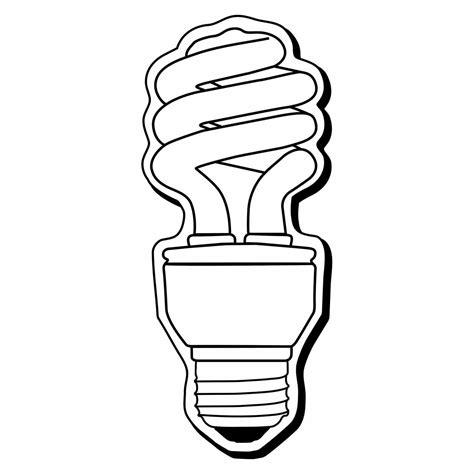 light for drawing energy saving light bulbs drawing
