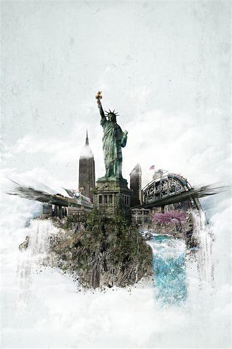 design art new york new york new york digital art