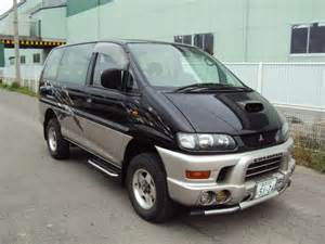 Mitsubishi Space Gear For Sale Mitsubishi Delica Space Gear D Turbo Chamonix 4wd 1997