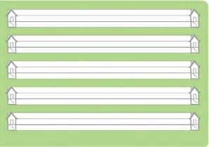 lineatur klasse 1 mit haus oxford schreibheft din a5 quer lineatur 0 1 klasse