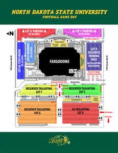 dome tailgating map guidelines policies fargodome