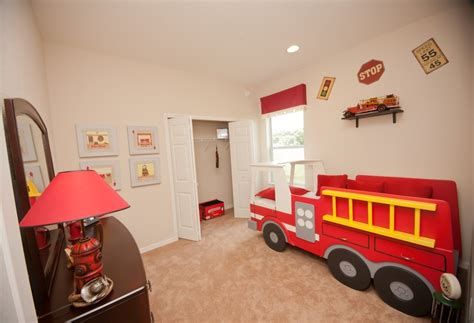 truck room truck themed boy s room highland homes williamson ii model home in plant city fl