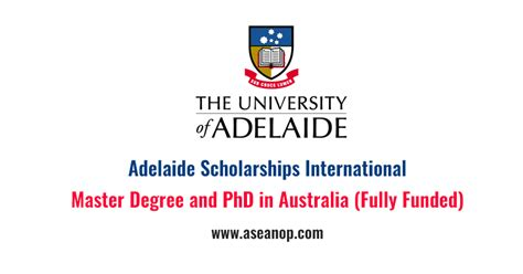 Fully Funded Mba Scholarships In Australia by Australia Archives Page 7 Of 14 Asean Scholarships