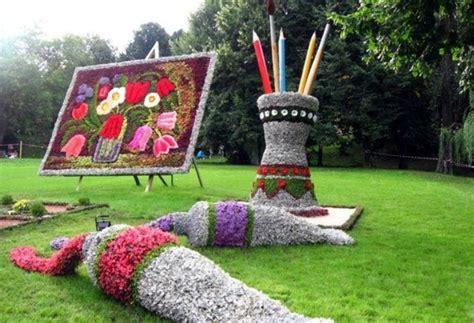 Gartendekoration Bunt by Wundersch 246 Ne Bunte Gartendeko
