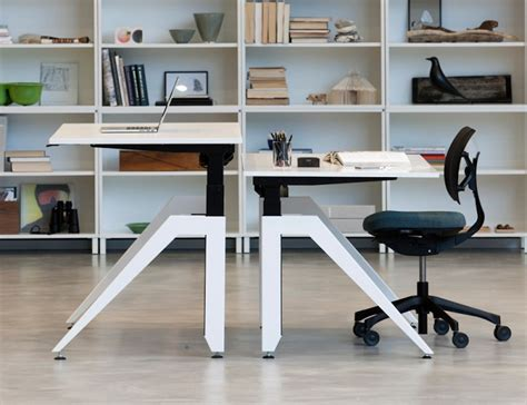 Modern Workstation Desk Cabale Modern Workstation Desk 187 Gadget Flow