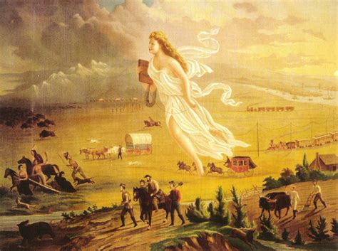 was manifest destiny justified lessons tes teach
