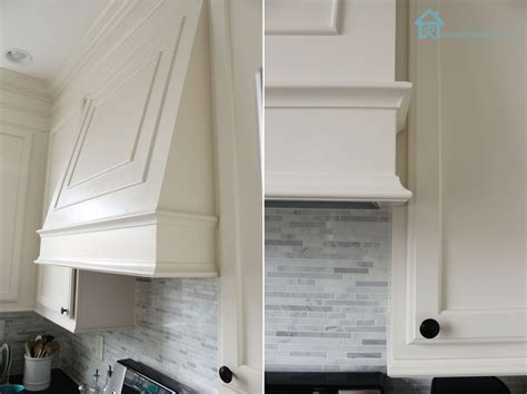 Kitchen Vent Hood Designs How To Build Your Own Range Hood With Broan Pm390 Insert