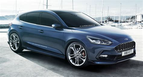 future ford cars future cars 2019 ford focus st brings back the styling magic