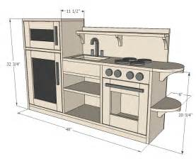 Wood Designs Play Kitchen White One Play Kitchen Diy Projects