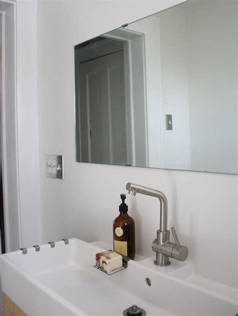 bathroom mirror installation emily winters bathroom renovation diy mirror