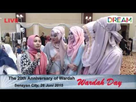 Total Make Up Wardah tutorial make up di wardah day 2015