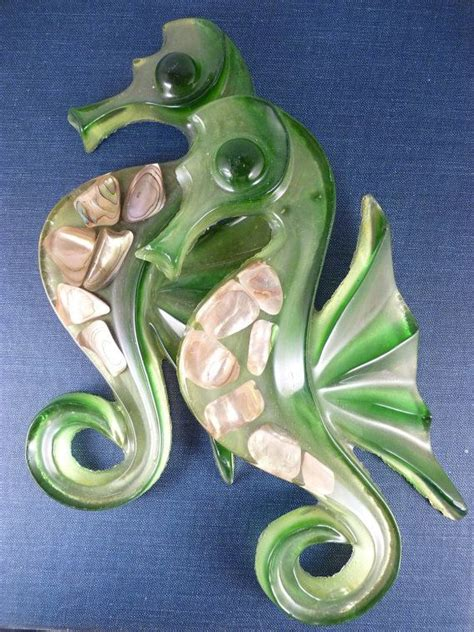 seahorse bathroom decor 17 best images about lucite seahorses on pinterest
