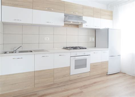 update your laminate or melamine kitchen with a professional paint