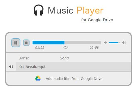 Download Mp3 From Google Drive   how to play mp3 files directly on google drive mobile