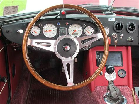 Cto Speedometer Tachometer 1974 mg mgb built w 347ci deadclutch