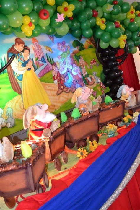 themes snow white story snow white party theme over the rainbow parties party