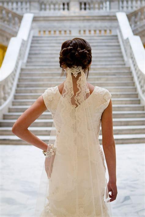 Hochzeitsfrisuren Mit Schleier by 101 Hochzeitsideen F 252 R Brautfrisuren Mit Schleier Weil