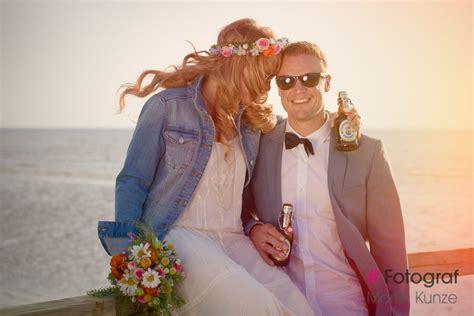 Hochzeit Zu Zweit by Hochzeitsfotos Am Strand St Fotograf Martin Kunze