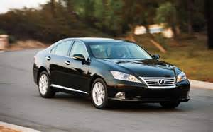 2012 lexus es 350 front three quarters photo 3