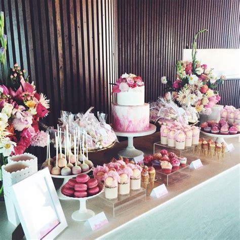 Sweet Table Ideas by Best 25 Dessert Buffet Ideas On Dessert