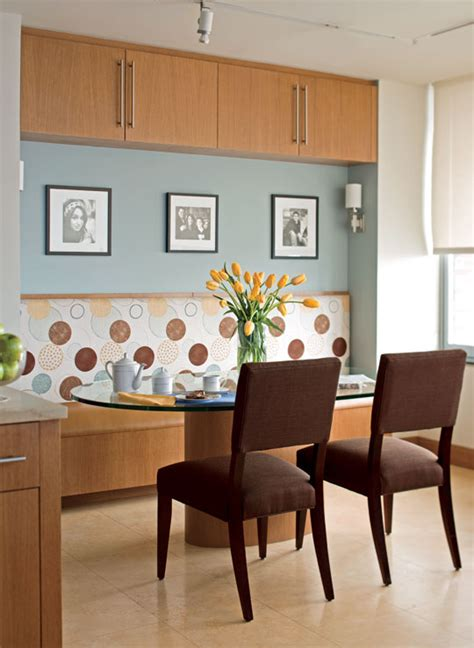 Kitchens With Banquettes by Smart Beautiful Kitchen Banquettes Traditional Home