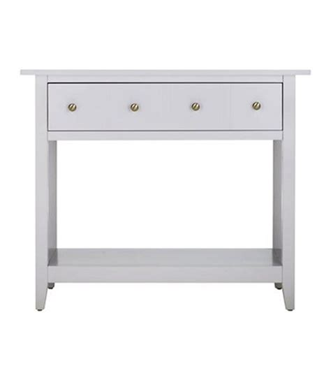 White Console Table Bespoke Furniture 4u Occasional Console Tables