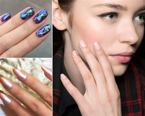 pictures of newest nail trends the 6 hottest nail trends of 2015 instyle com