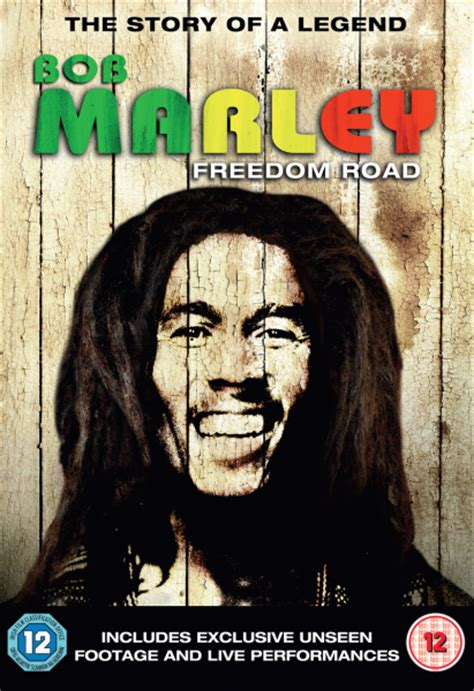 bob marley biography dvd bob marley freedom road dvd zavvi