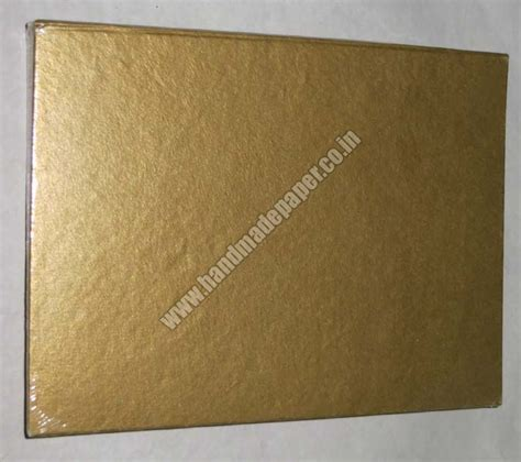 metallic handmade paper metallic embossed handmade paper