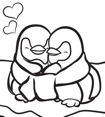 penguin mario coloring page printable winter coloring pages