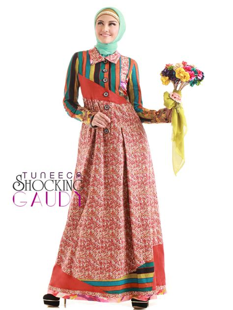 gamis batik pleat wb13115 dresses on