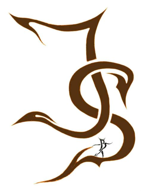 j tattoos designs 28 tribal j tribal j fonts pictures to pin on