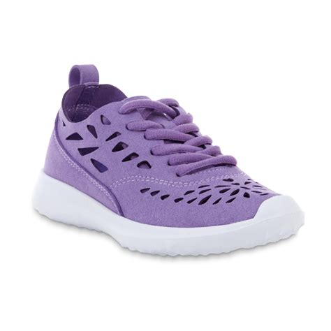 kmart athletic shoes athletech chopout purple athletic shoe