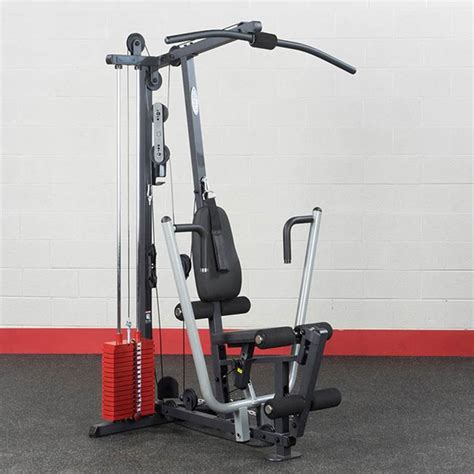 hp200 premium 200 lb weight stack solid fitness
