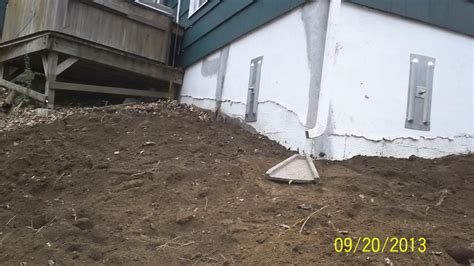 Lifting A Garage From The Foundation by Connecticut Basement Systems Foundation Repair Photo