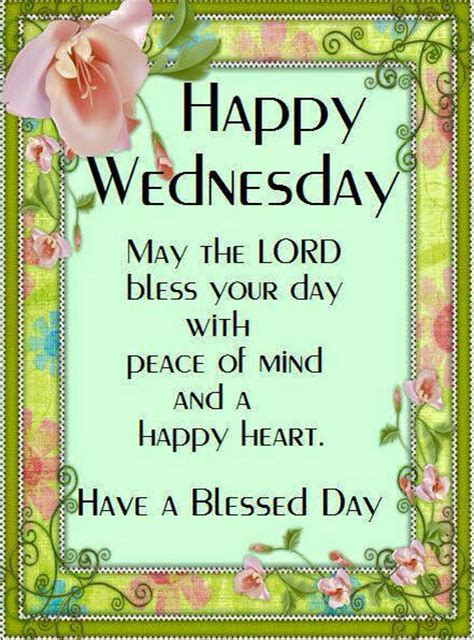 happy wednesday may the lord bless your day pictures