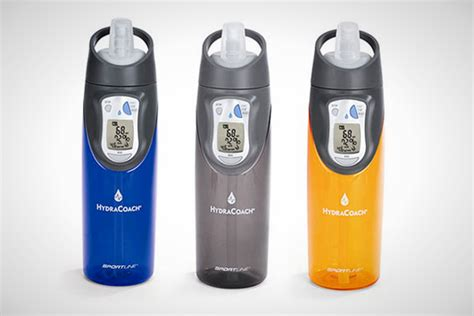 High tech h20 16 inventive water bottles brit co