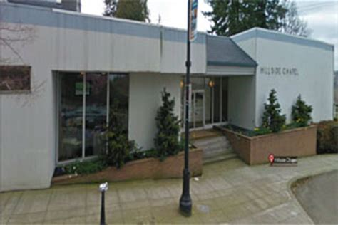 hillside chapel funeral home oregon city oregon or
