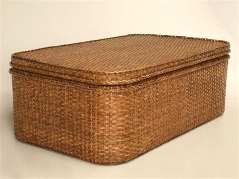 wicker coffee table ottoman furniture best rattan coffee table ideas inspired kitchen