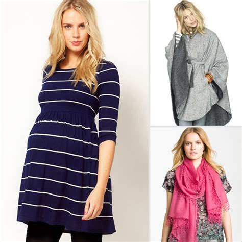 10 Fashionable Finds For Winter by Winter Maternity Clothes For Stylish To Be Popsugar