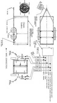 trailer wiring diagram 6 wire circuit jeep utility trailer and trailer plans