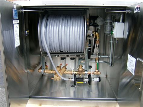 Water Cupboard Potable Water Cabinet Semler Industries