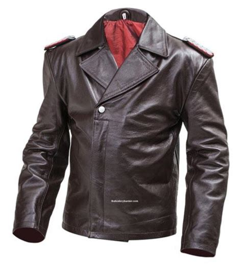layout boat jacket ww2 german leather u boat kriegsmarine jacket brown