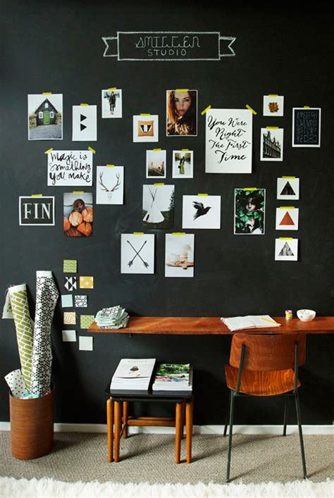 wall inspiration don t be afraid of the dark 12 black walls done right brit co