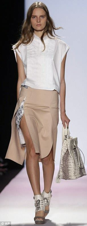 bcbg max azria new york fashion week collection based on
