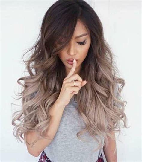 rambut warna blonde 10 warna rambut ombre yang makin populer di kalangan anak