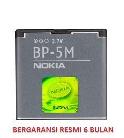 Batterai Batre Battery Batteray Nokia Bp 5m Ori 99 Mantaps nokia battery battery bp 5m original original solution