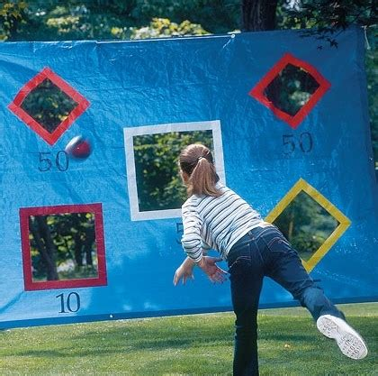 backyard party games for adults kids birthday party game ideas for summer signs com
