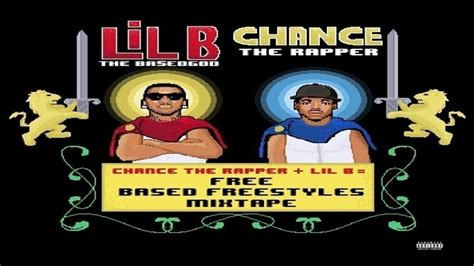 chance the rapper lil b last dance lil b chance the rapper we rare based freestyle